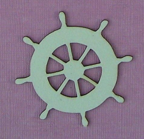 Chipboard Stuurwiel