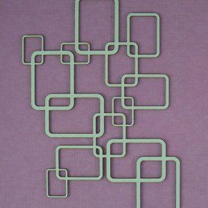 Chipboard Geometrisch Stijl 2