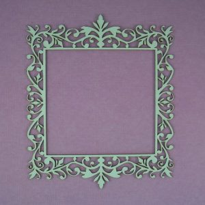 Chipboard Frame Stijl 2 Klein