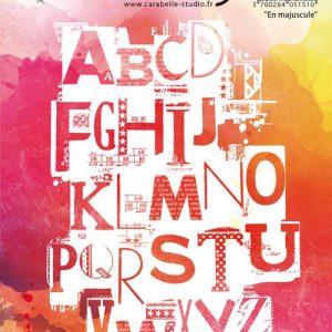 Art Printing A6 : En majuscule