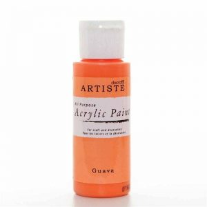 Docrafts Acrylic Paint (2oz) - Guave