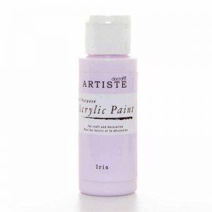 Docrafts Acrylic Paint (2oz) - Iris