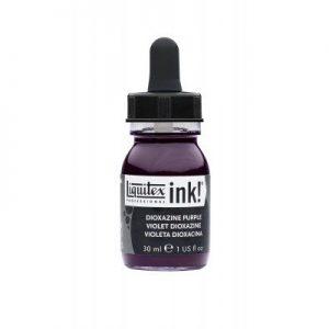 Liquitex Acrylic Ink Dioxazine Purple