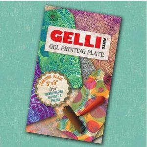 Gelli Arts Gelli Printing Plates 7.62x12.7cm / 3x5inch
