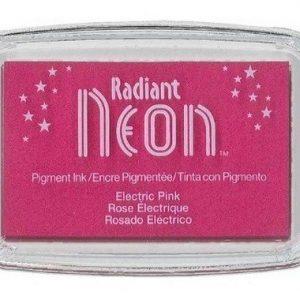 Radiant Neon inktkussen Electric Pink