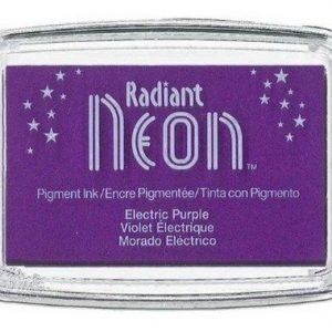 Radiant Neon inktkussen Electric Purple