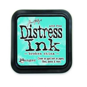 Ranger Distress Inks pad - broken china