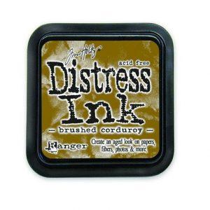 Ranger Distress Inks pad - brushed corduroy