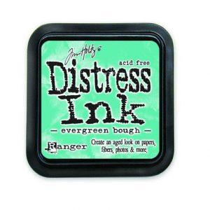 Ranger Distress Inks pad - evergreen bough