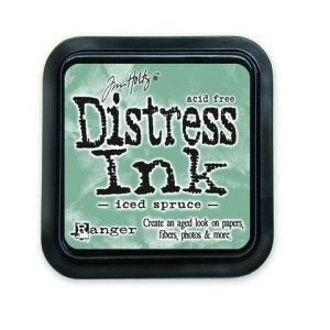 Ranger Distress Inks pad - iced spruce