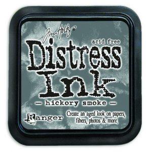 Ranger Distress Inks pad - hickory smoke