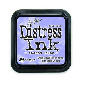 Ranger Distress Inks pad - shaded lilac