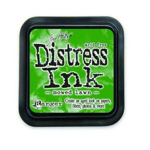 Ranger Distress Inks pad - mowed lawn