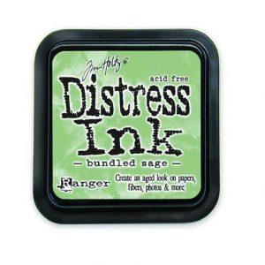 Ranger Distress Inks pad - bundled sage