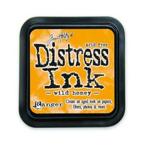 Ranger Distress Inks pad - wild honey