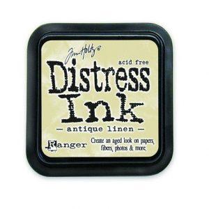 Ranger Distress Inks pad - antique linen