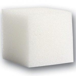 Vierkante zachte sponsjes