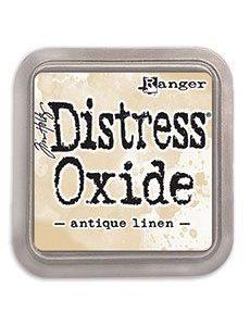 DIST OXIDE PAD 3 X 3, ANTIQUE LINEN