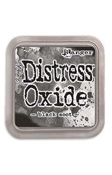 DIST OXIDE PAD 3 X 3, BLACK SOOT