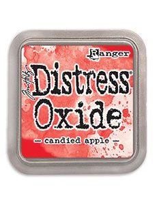 DIST OXIDE PAD 3 X 3, CANDIED APPLE