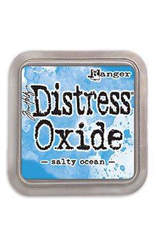 DIST OXIDE PAD 3 X 3, SALTY OCEAN