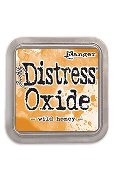 DIST OXIDE PAD 3 X 3, WILD HONEY