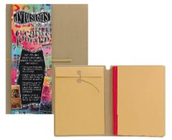 YLUSIONS™ CREATIVE JOURNAL (Large)