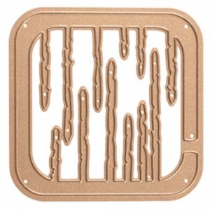 Spellbinders Shapeabilities Icicle Stripes