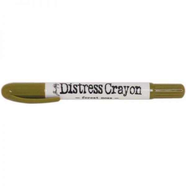 DISTRESS CRAYON - FOREST MOSS
