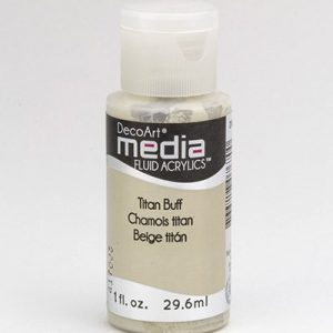 Mixed Media Acrylics Titan Buff