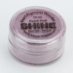 Shine Pigmentpoeder Peach Pink