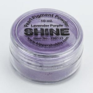 Shine Pigmentpoeder Lavender Purple
