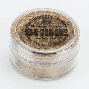 Shine Pigmentpoeder Shimmer Copper