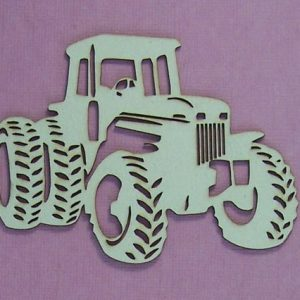 Chipboard Tractor
