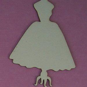 Chipboard Dressform