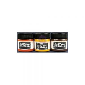 Prima Marketing Finnabair Rust Paste Set