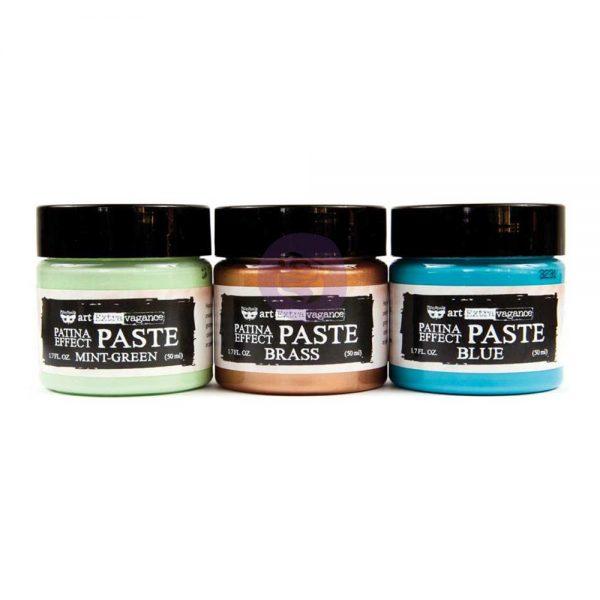 Finnabair Art Extravagance Patina Effect Paste Set