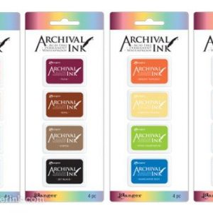 Archival Mini Ink set