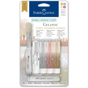 Faber Castell Gelatos Manhattan