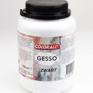 Colorall Gesso Zwart 750 ml