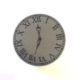 Art Foamie Antique Clock (no buddy)