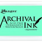 Archival Ink Aquamarine