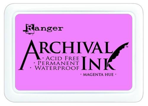 Archival Ink Magenta Hue