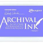Archival Ink Violet