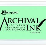 Archival Ink Viridian