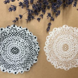Art Foamie Doily Large(no buddy)