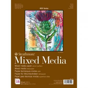 Strathmore Mixed Media Paper Pad (462-109)