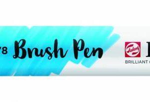 Talens Ecoline Brush Pen Hemelsblauw