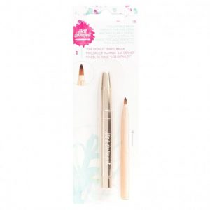 Jane Davenport travel watercolor brush