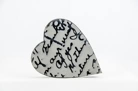Artfoamie Script Heart (no buddy)